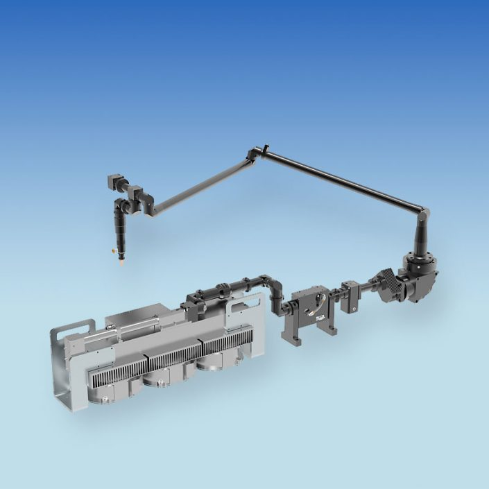 Custom Beam Delivery Laser Mechanisms Inc